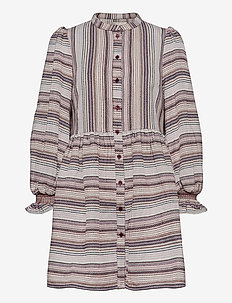 ERICA DRESS - skjortekjoler - multi
