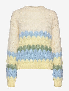 BUBBLE KNIT - swetry - skyway