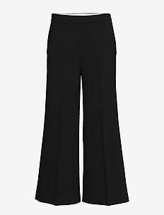 Cropped Pant - BLACK