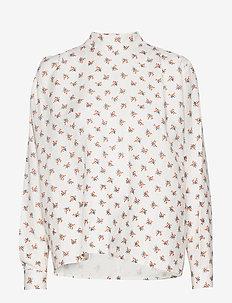 Prarie Shirt - WHITE