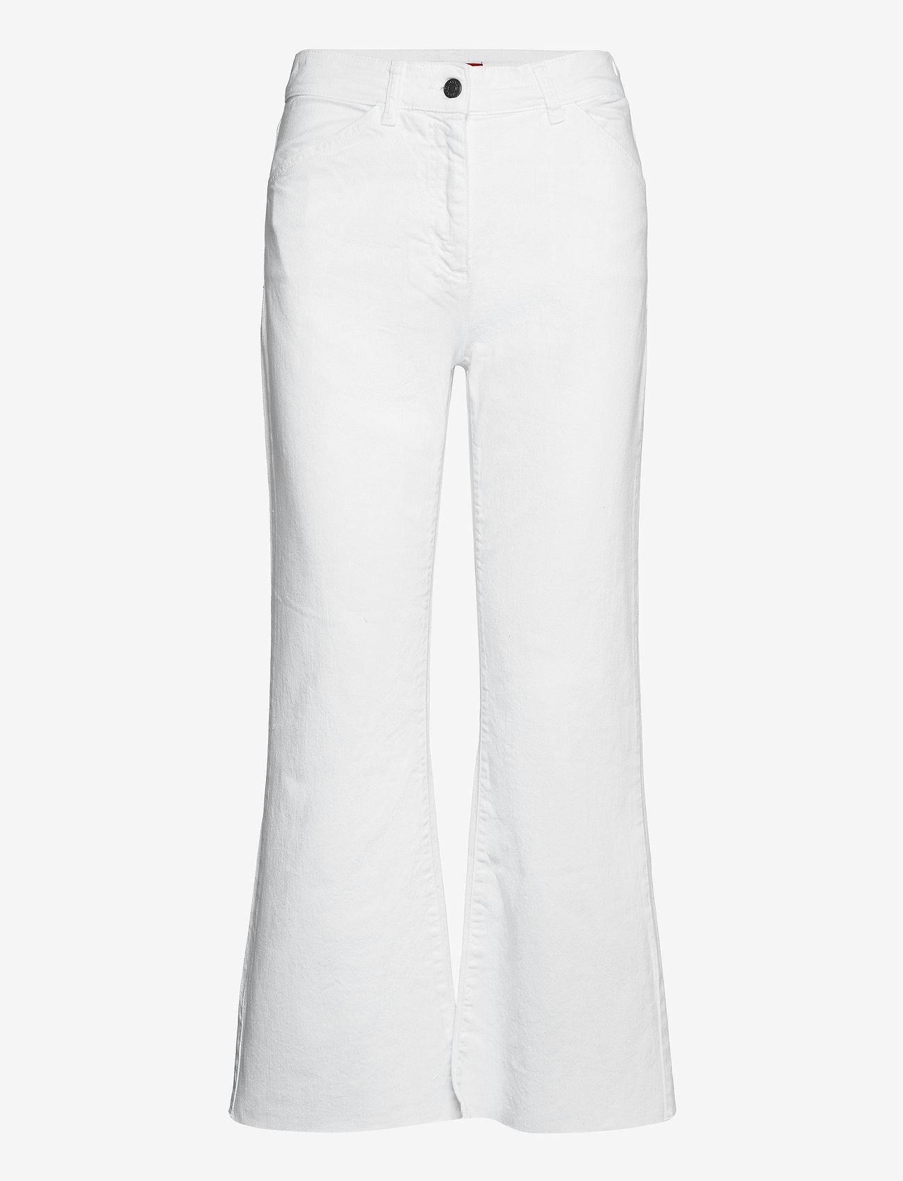 Max&Co. - SEMITONO - broeken - optic white - 0