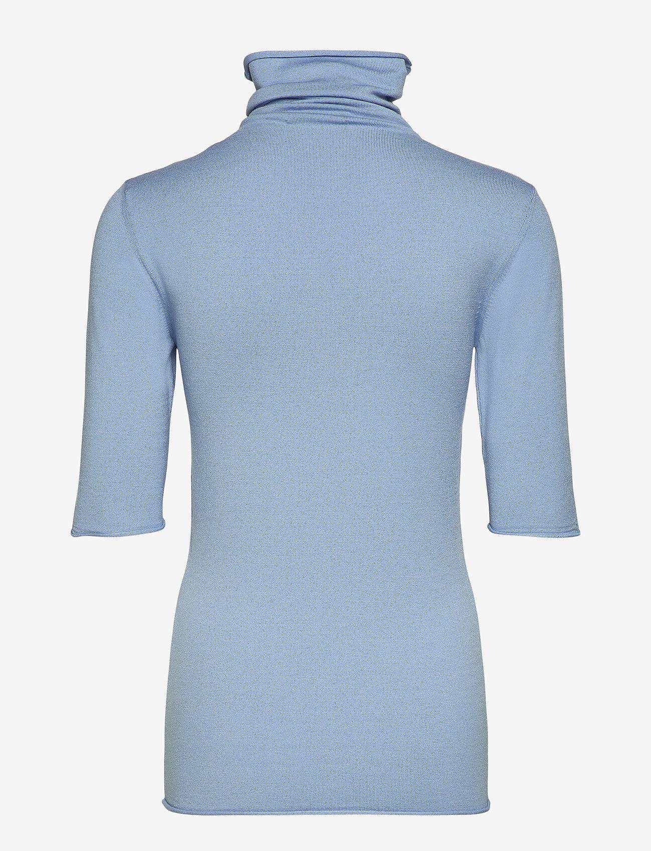 Max&Co. - DADO - strikkede toppe - light blue - 1