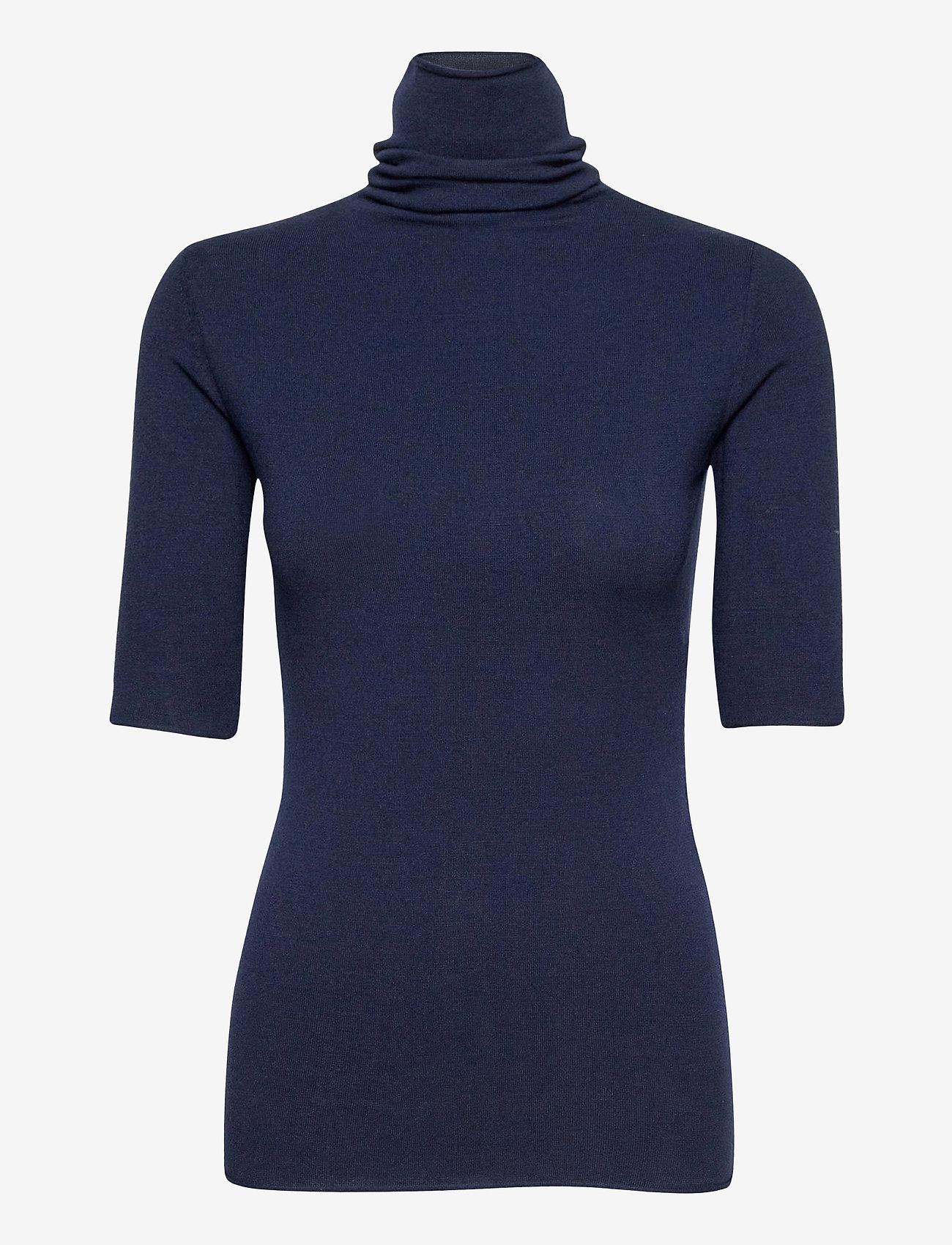 Max&Co. - DADO - gebreide t-shirts - lyra blue - 0