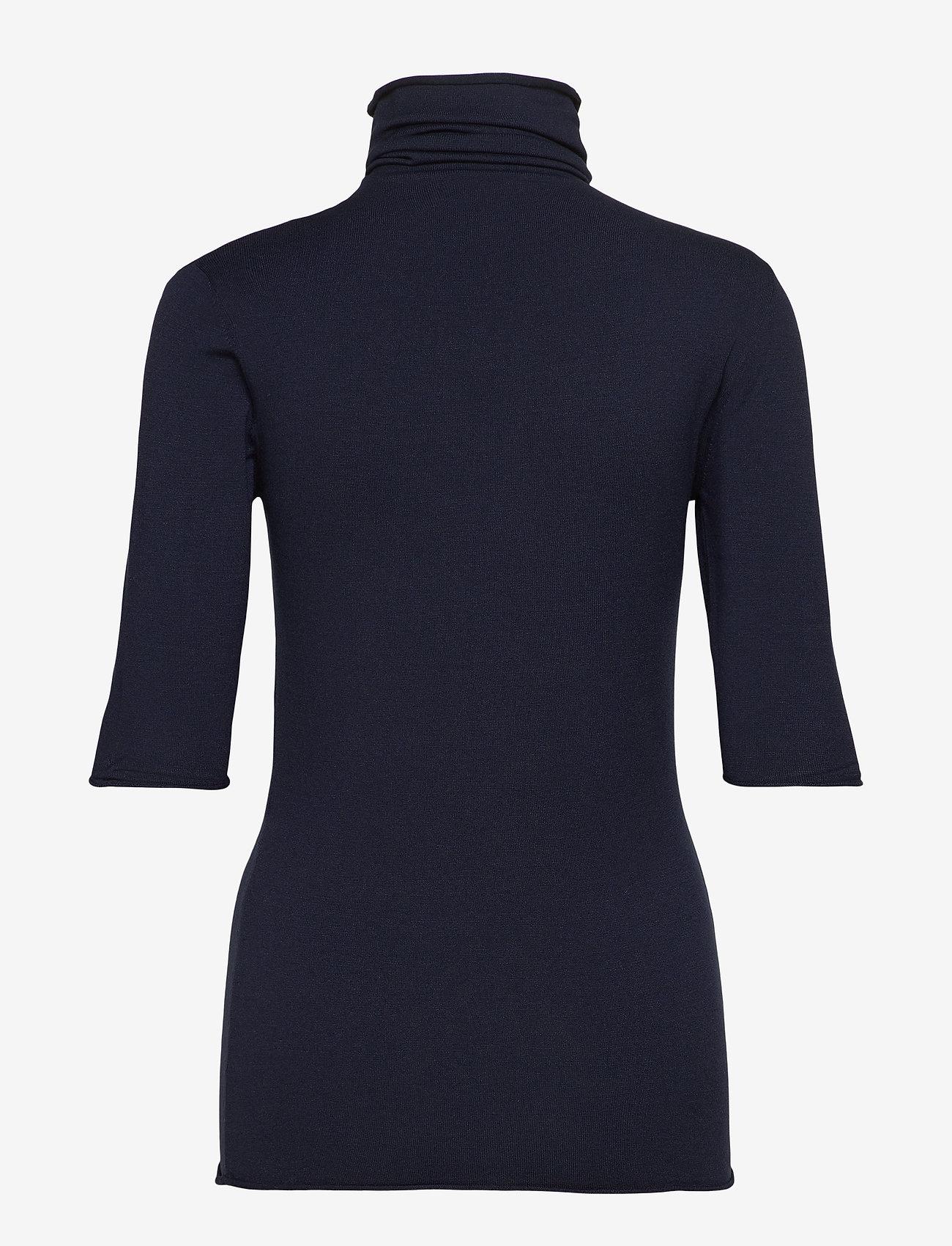 Max&Co. - DADO - gebreide t-shirts - navy blue - 1