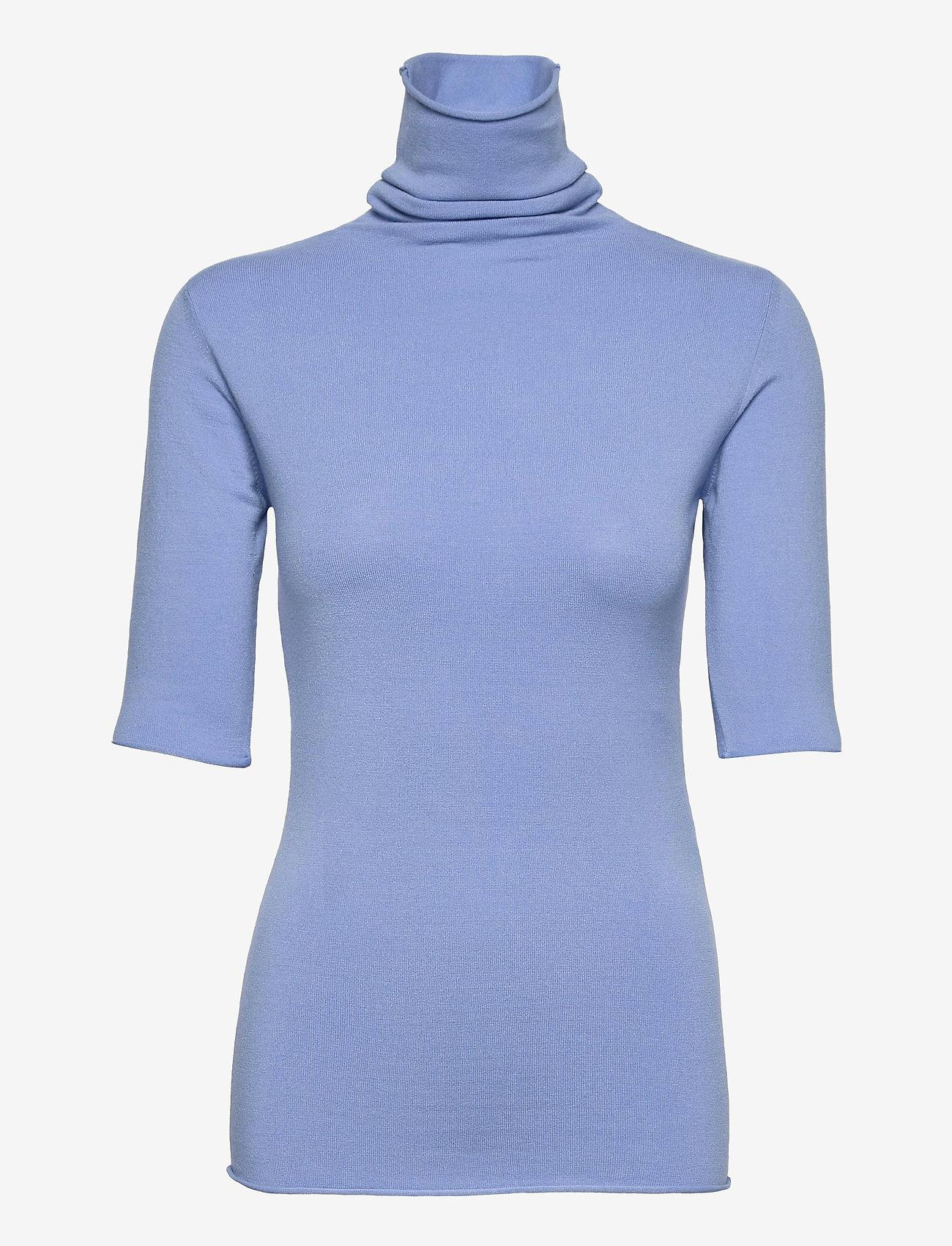 Max&Co. - DADO - gebreide t-shirts - vega blue - 0