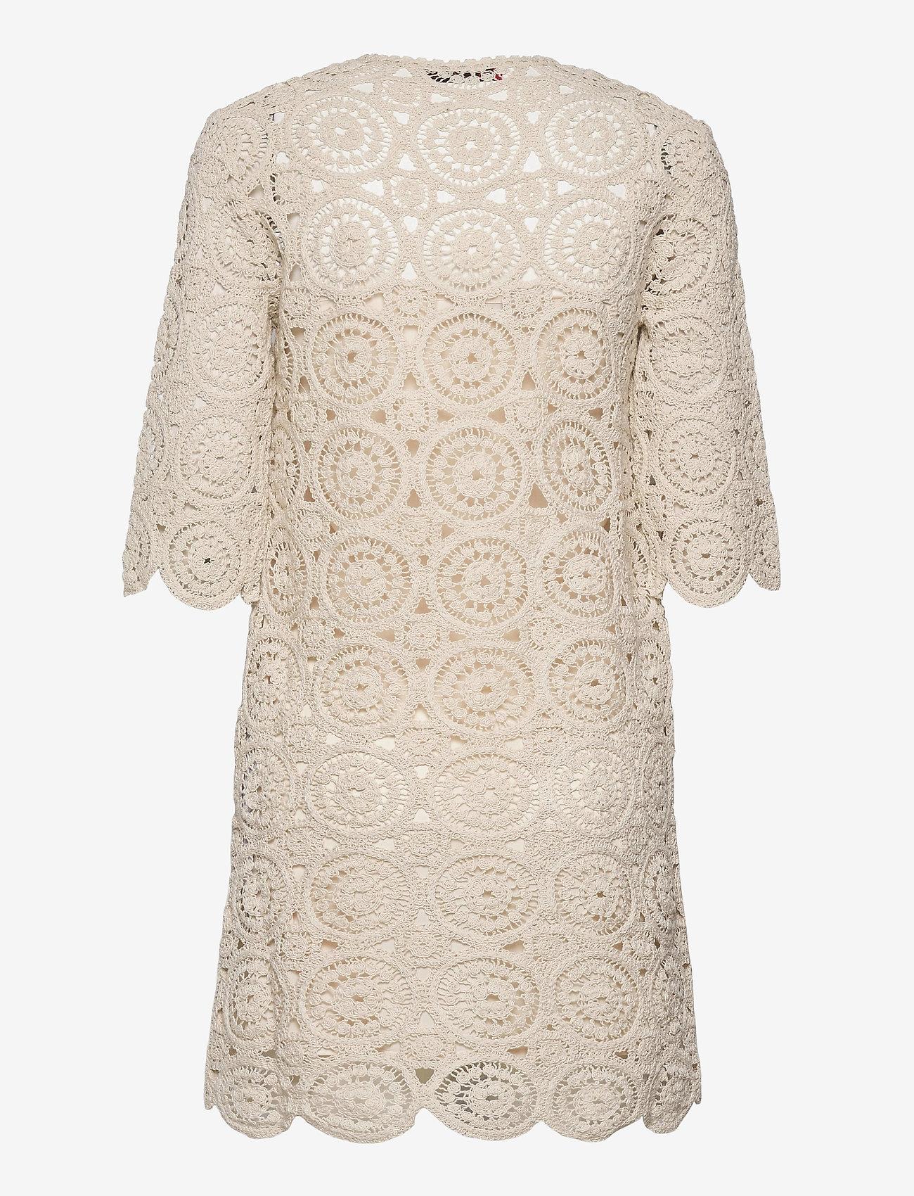 Max&Co. - DARWIN - kanten jurken - white - 1