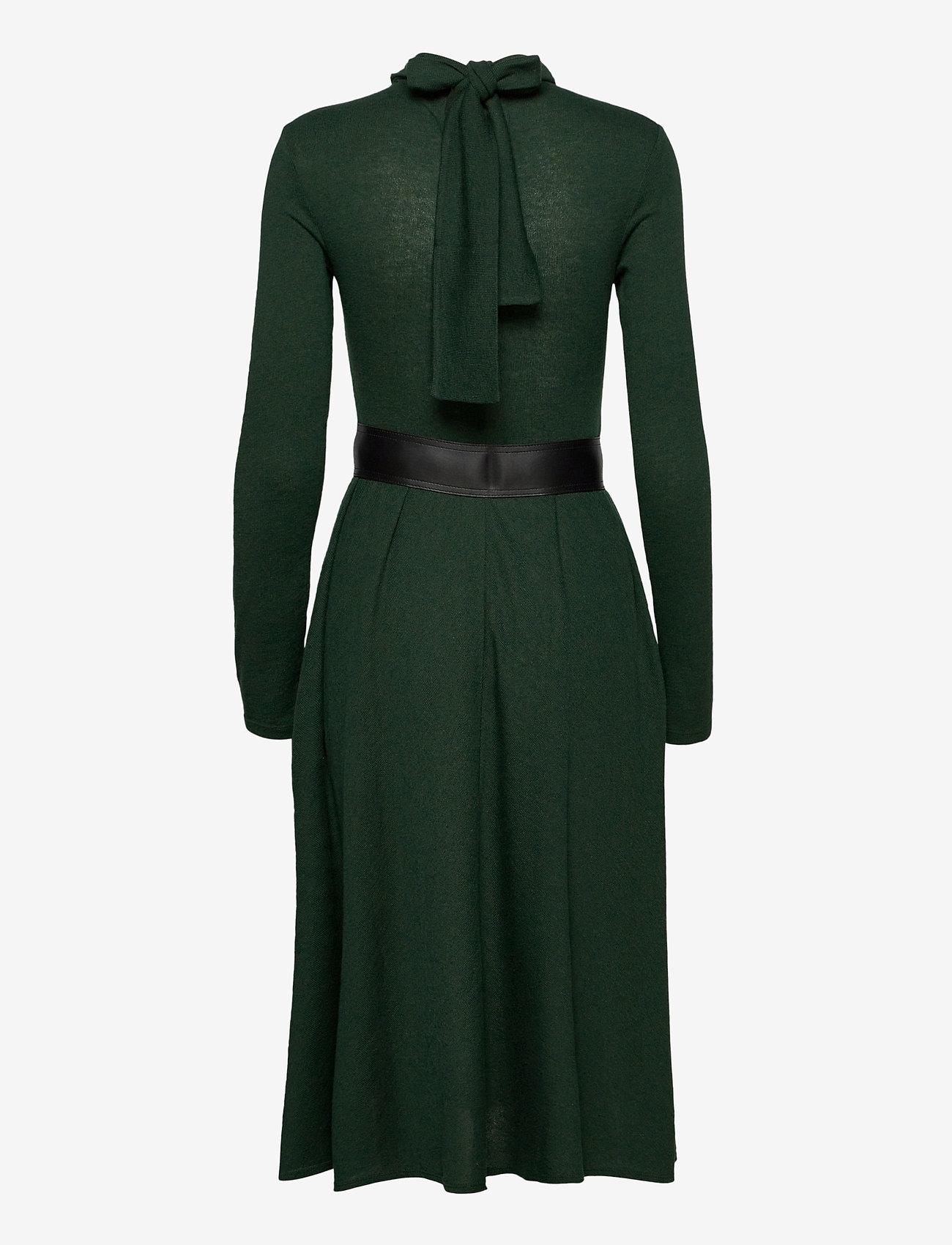 Max&Co. - DARAI - alledaagse jurken - dark green - 1
