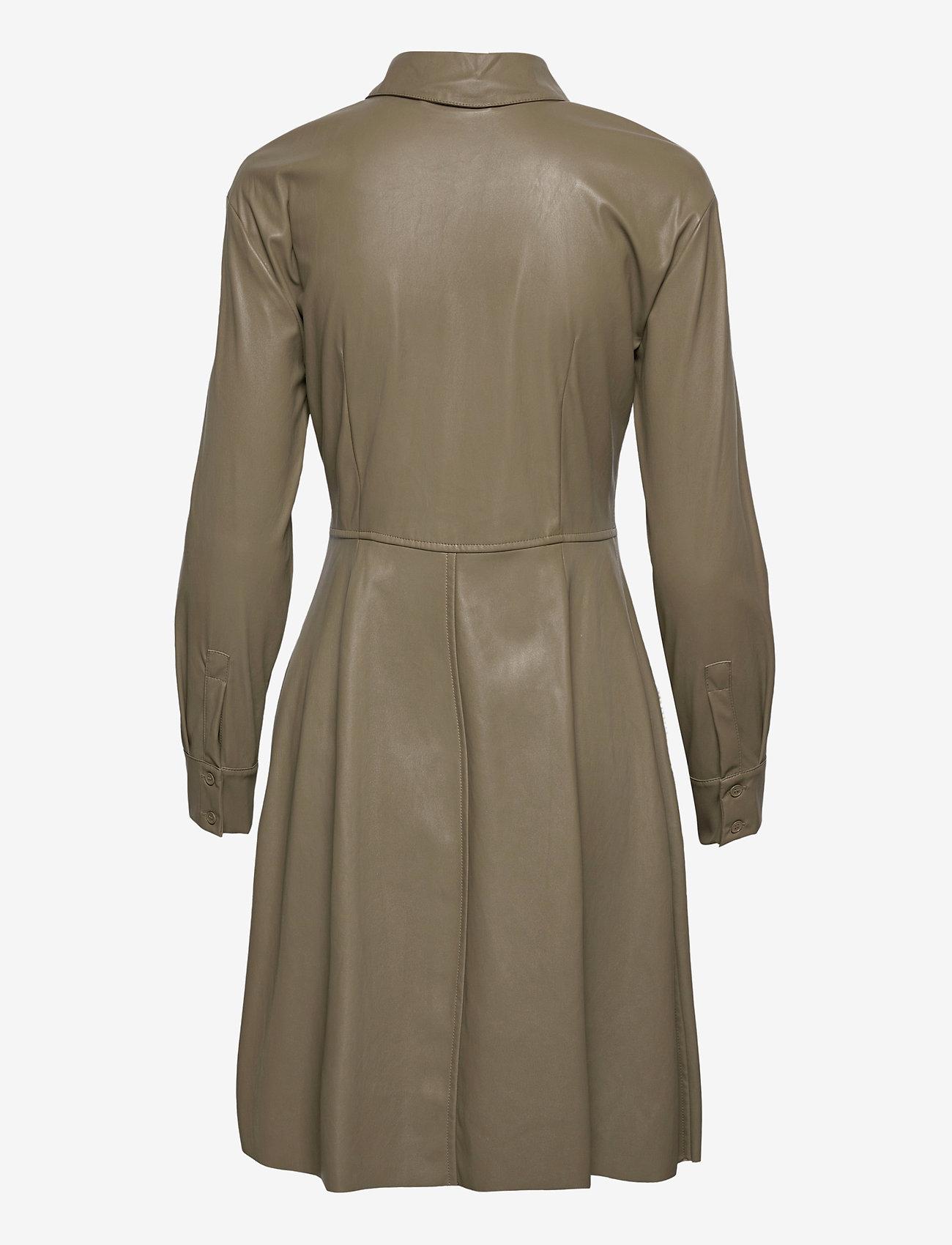 Max&Co. - DANUBIO - midi jurken - khaki green - 1