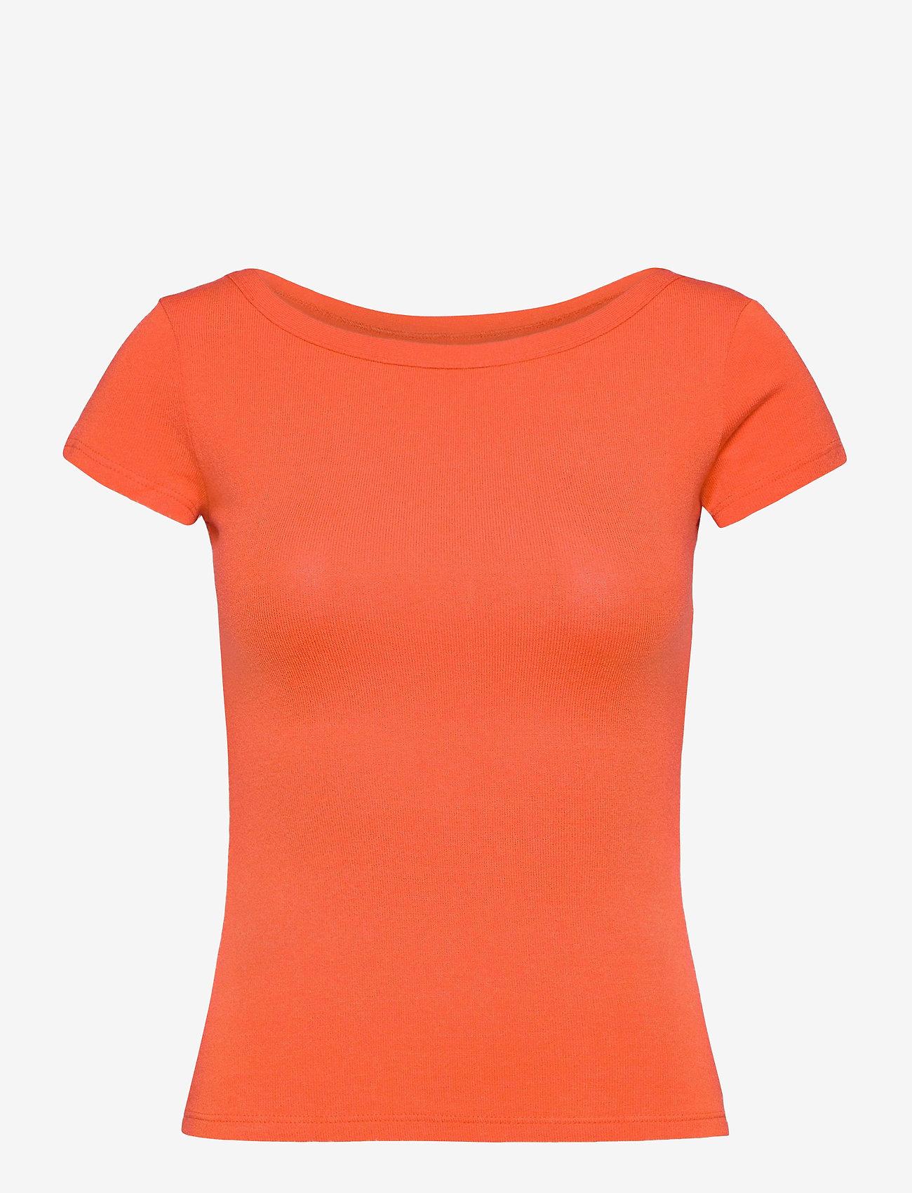 Max&Co. - DANZANTE - t-shirts - orange - 0