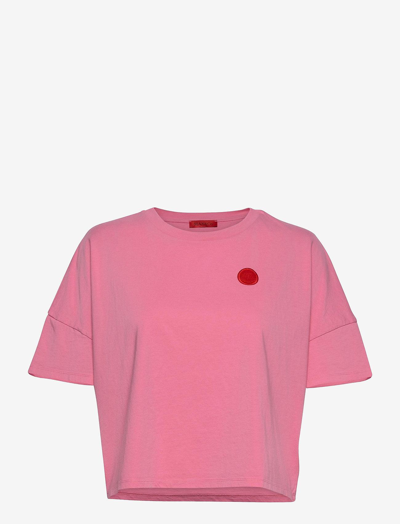 Max&Co. - DAVVERO - navel shirts - fuchsia - 0