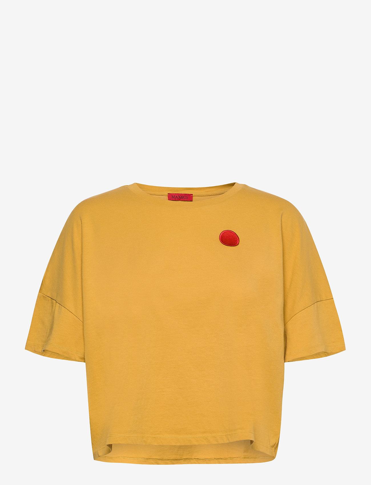 Max&Co. - DAVVERO - navel shirts - pale yellow - 0