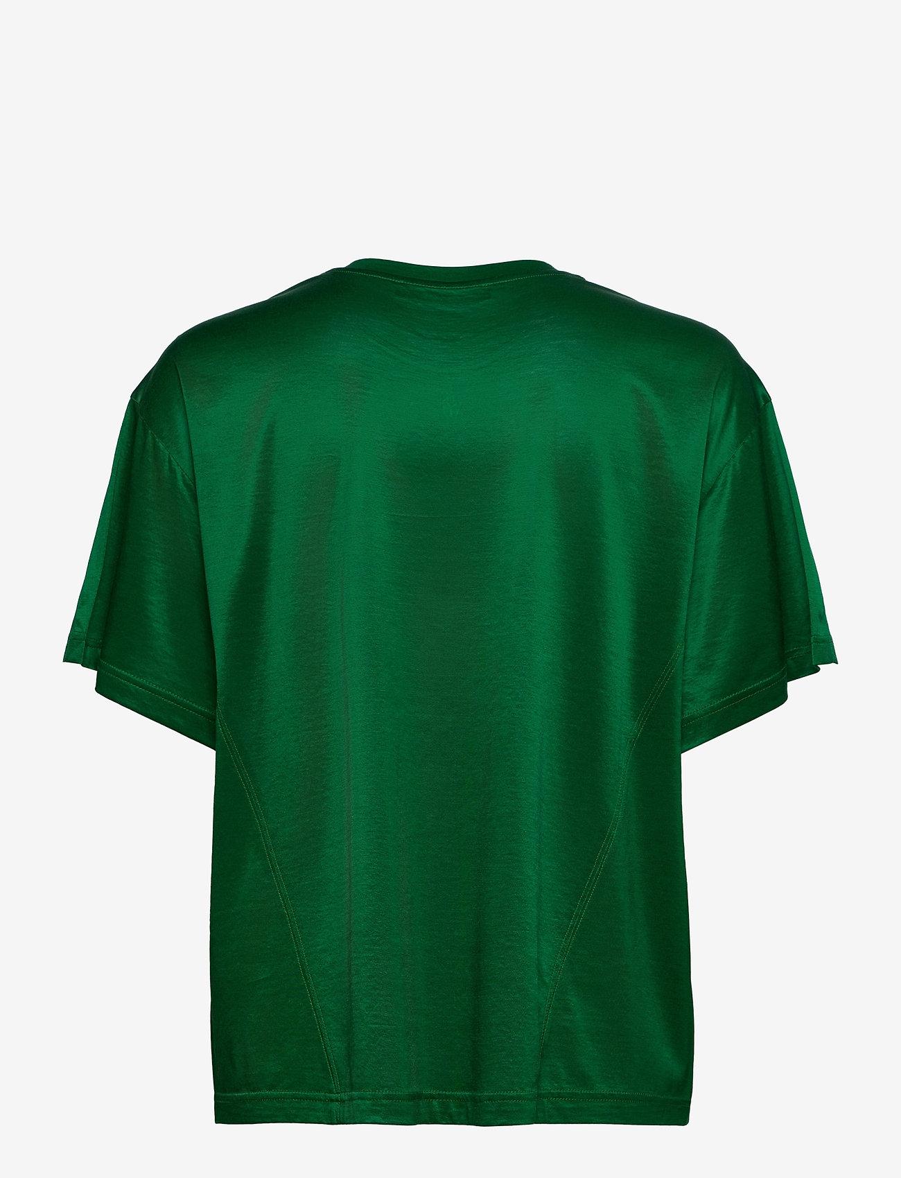 Max&Co. - DARIA - blouses met korte mouwen - green - 1