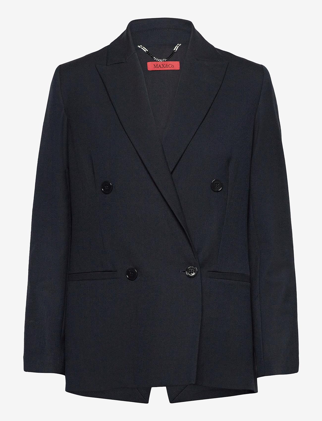 Max&Co. - CAGLIARI - oversized blazers - midnight blue - 0