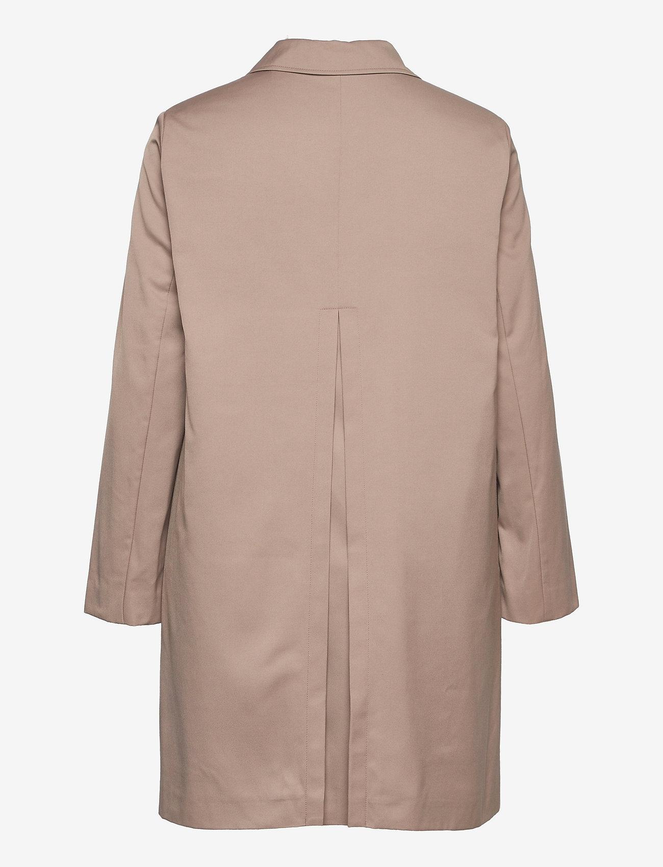 Max&Co. - ALISCAFO - trenchcoats - dove-grey - 1