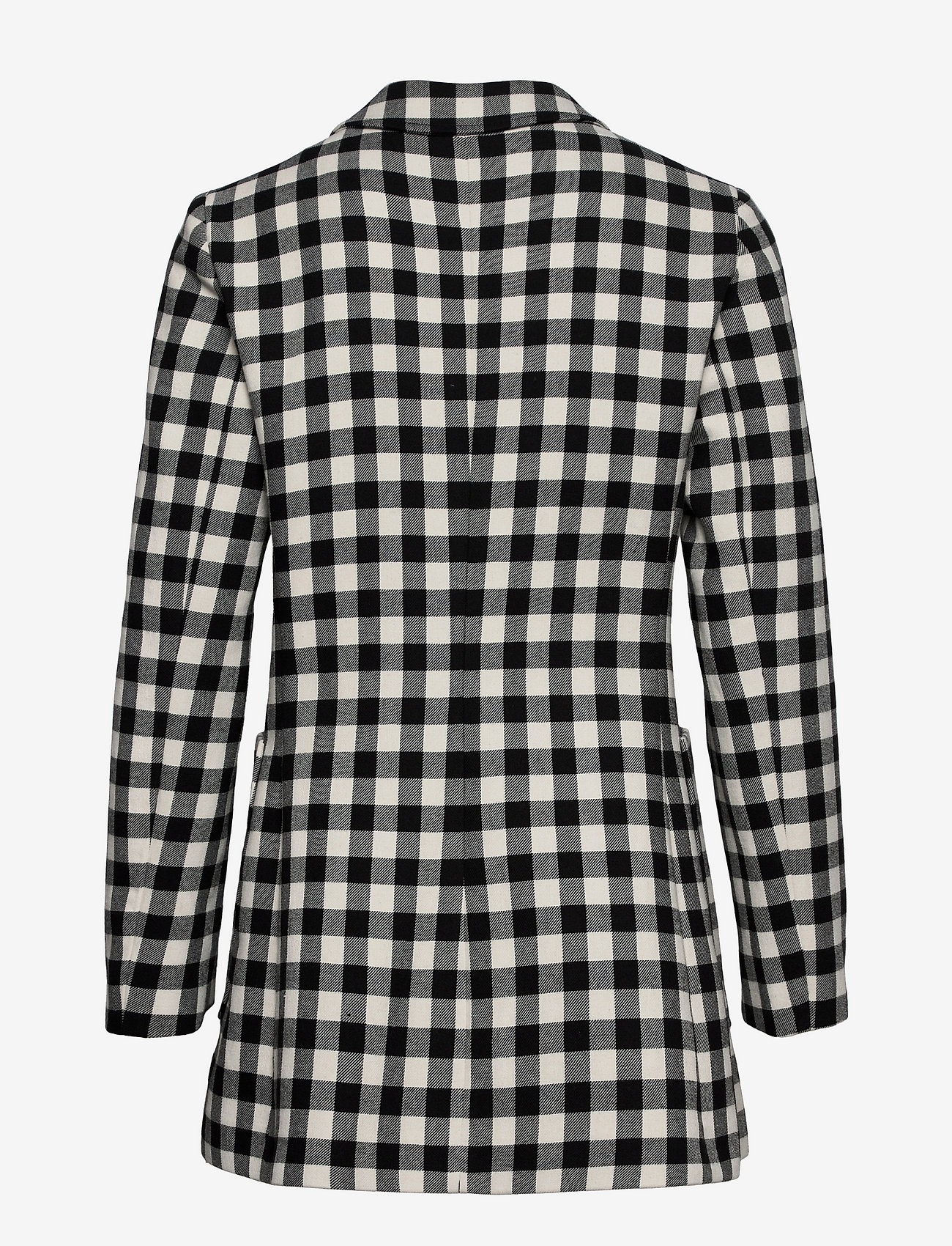 Max&Co. - BALDANZA - trenchcoats - black pattern - 1