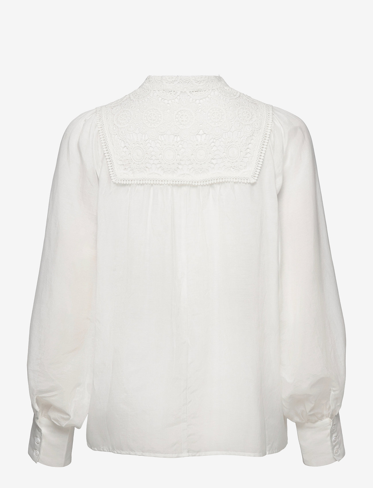 Max&Co. - ALBENGA - blouses met lange mouwen - ivory - 1