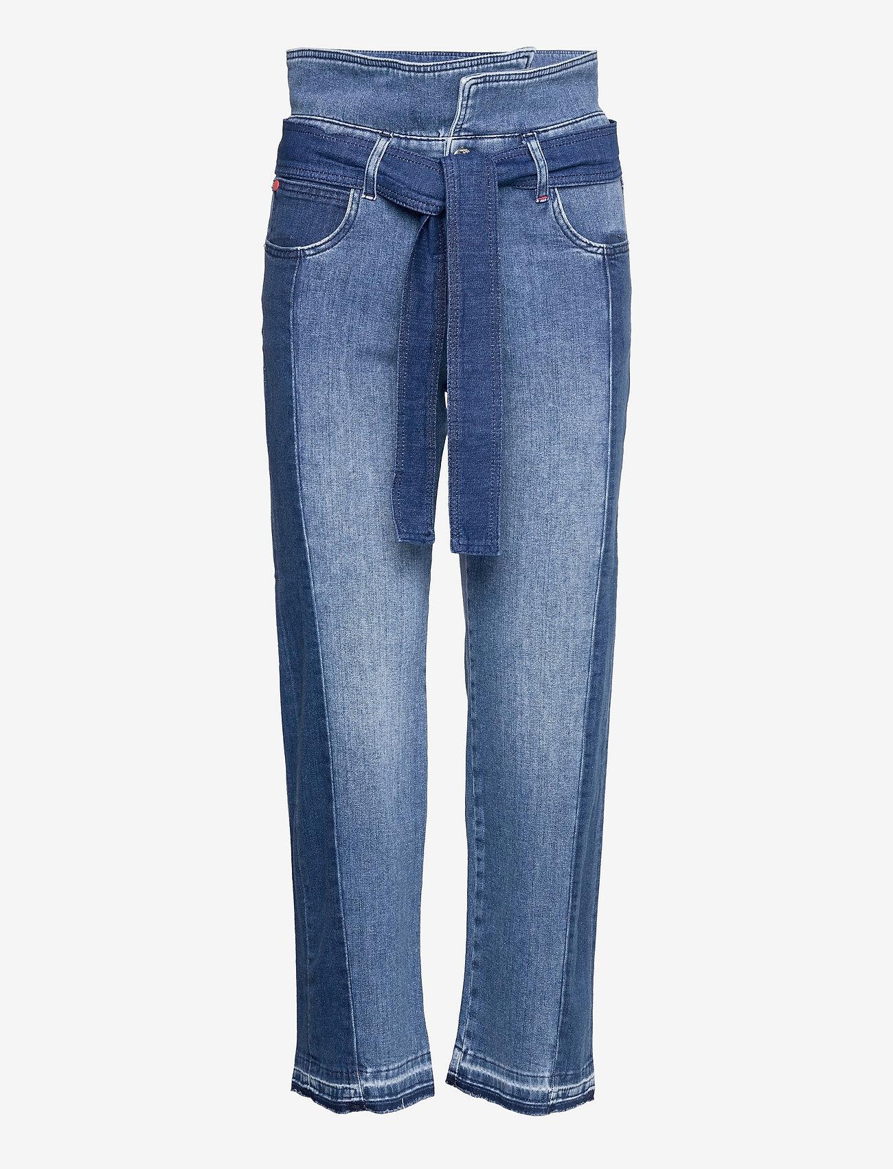 Max&Co. - FESTIVO - straight jeans - midnight blue - 0