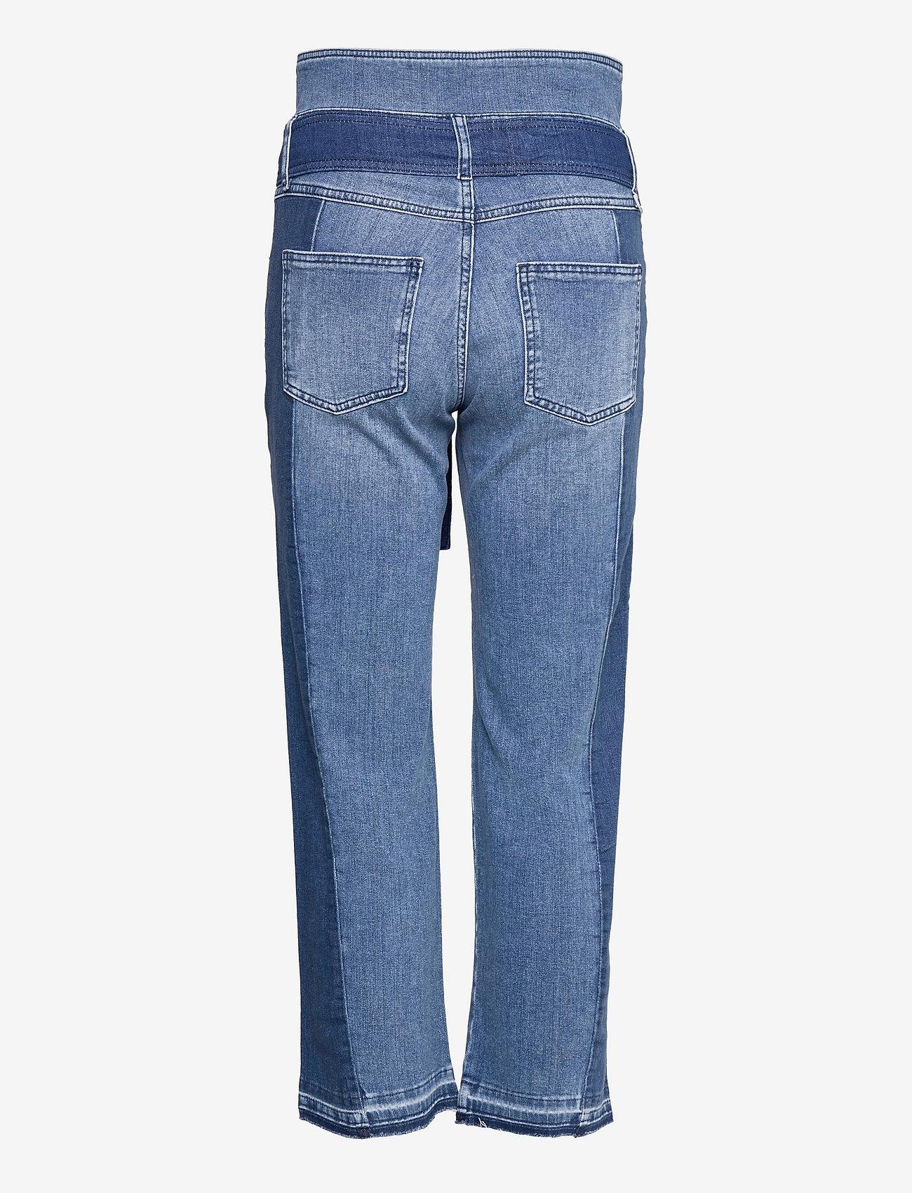 Max&Co. - FESTIVO - straight jeans - midnight blue - 1