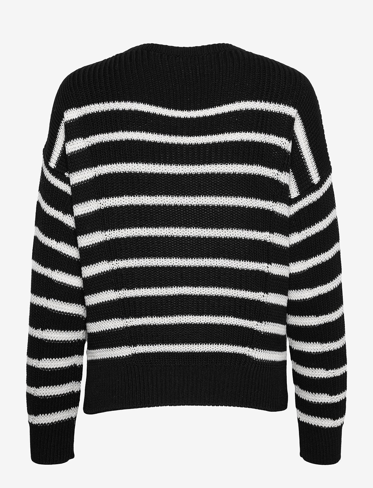 Max&Co. - COTTURA - truien - black pattern - 1