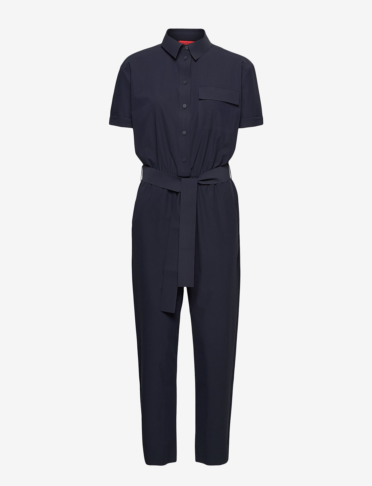 Max&Co. - CUBISMO - jumpsuits - navy blue - 0