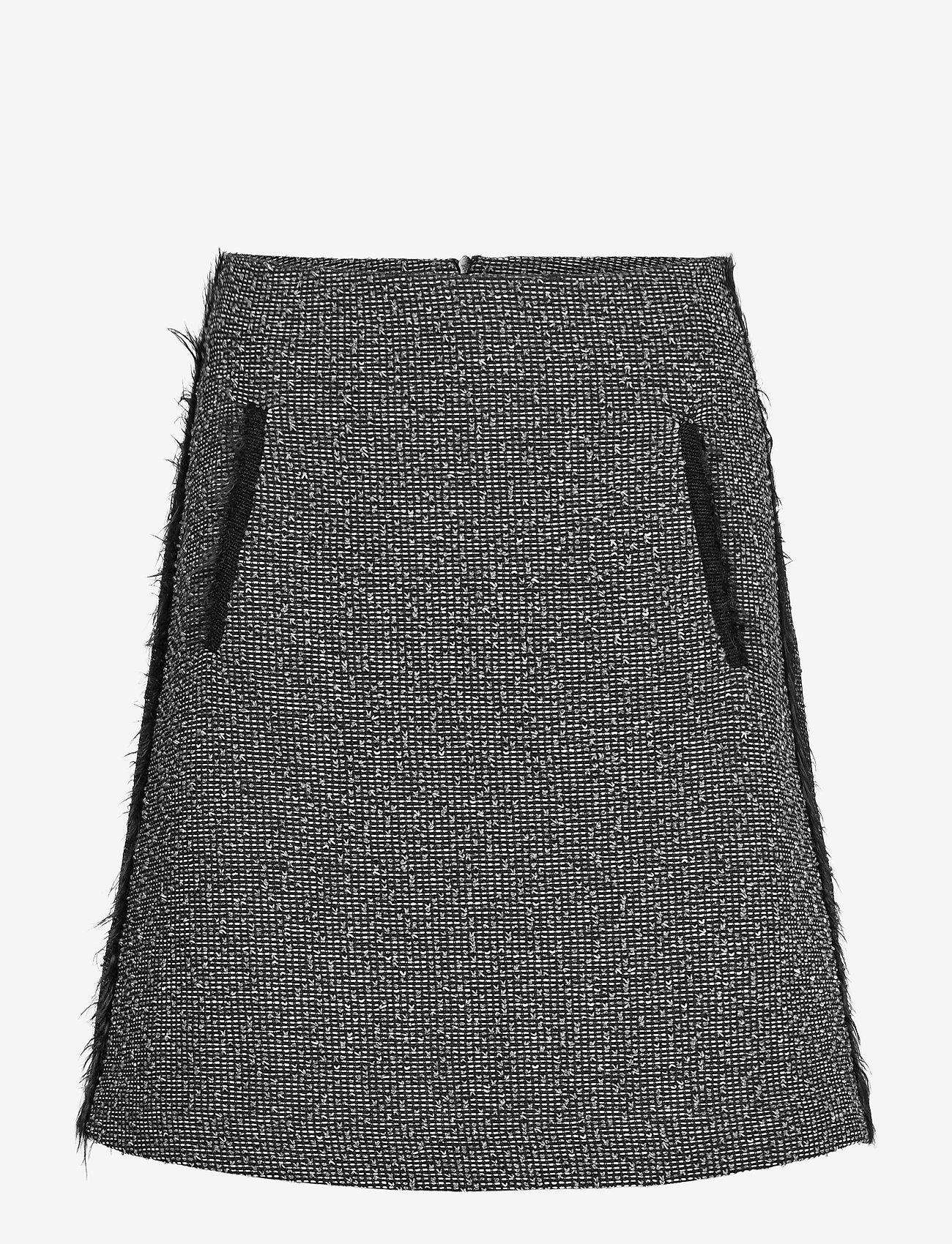 Max&Co. - CUSPIDE - korte rokken - medium grey pattern - 0