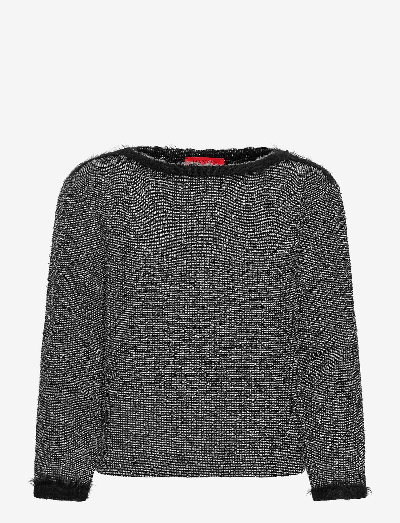 Max&Co. - COTTAGE - truien - medium grey pattern - 0