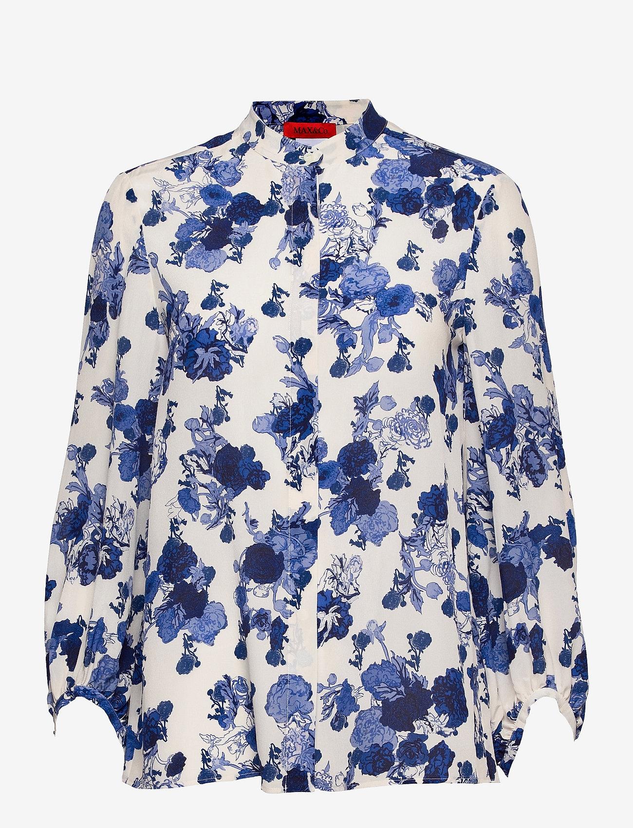 Max&Co. - RAUL - blouses met lange mouwen - cord pattern - 0