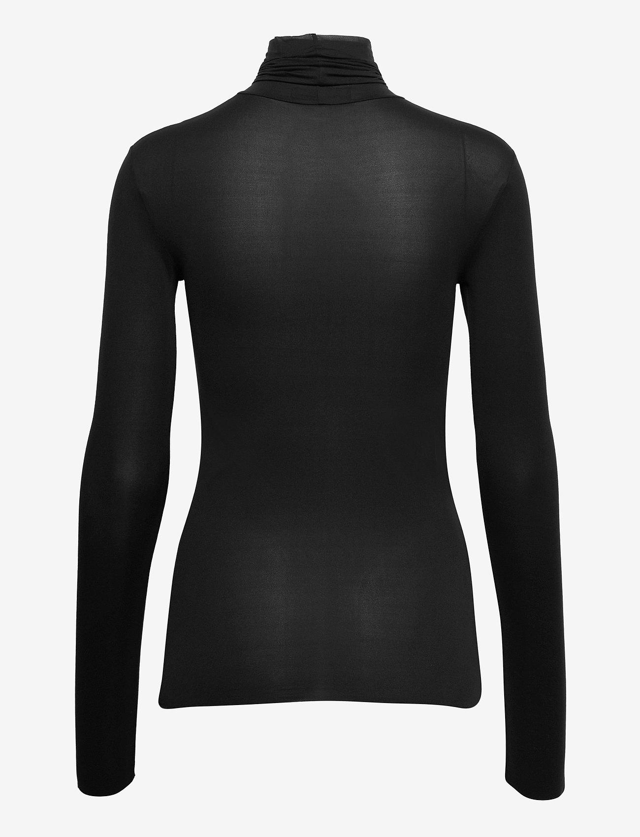 Max&Co. - PRIMIZIA - tops met lange mouwen - black - 1
