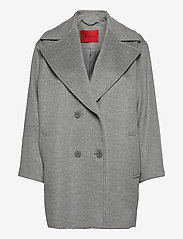 Max&Co. - OTTAVIA - wollen jassen - medium grey pattern - 0