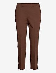 Max&Co. - BACH - broeken med straight ben - hazelnut - 0