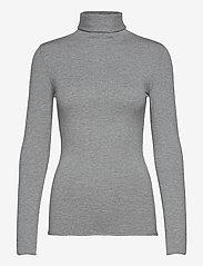 Max&Co. - DIEDRO - rolkraagtruien - medium grey pattern - 0
