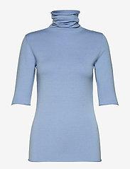 Max&Co. - DADO - strikkede toppe - light blue - 0