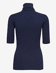 Max&Co. - DADO - gebreide t-shirts - lyra blue - 1