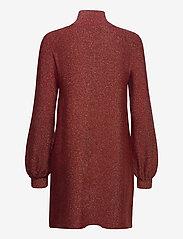 Max&Co. - DALLAS - feestjurken - burgundy pattern - 1