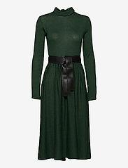 Max&Co. - DARAI - alledaagse jurken - dark green - 0