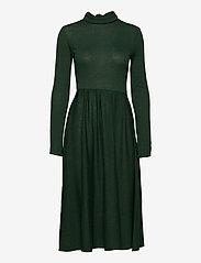 Max&Co. - DARAI - alledaagse jurken - dark green - 2