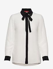 Max&Co. - ARDORE - blouses met lange mouwen - ivory - 0