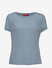 Max&Co. - CREDERE - t-shirts - sky blue - 0