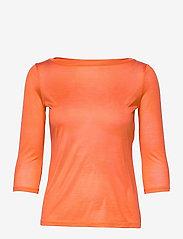 Max&Co. - CULLA - tops met lange mouwen - orange - 0