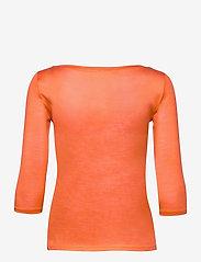 Max&Co. - CULLA - tops met lange mouwen - orange - 1