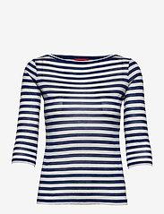 Max&Co. - CULLA - tops met lange mouwen - white pattern - 0