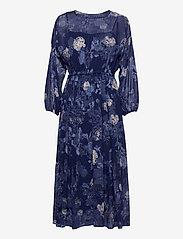 Max&Co. - OSPITE - alledaagse jurken - fantasia blu marino - 0