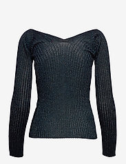 Max&Co. - PROCIDA - gebreide t-shirts - navy blue - 1