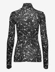Max&Co. - PRIMIZIA - tops met lange mouwen - black pattern - 1