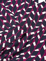 Max&Co. - NARCISO - cocktailjurken - burgundy pattern - 2