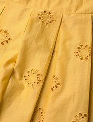 Max&Co. - ODE - zomerjurken - sunshine yellow - 3