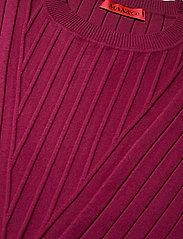Max&Co. - DAFNE - gebreide t-shirts - burgundy - 2
