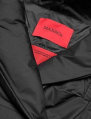 Max&Co. - ARCOLAIO - gewatteerde jassen - black - 2