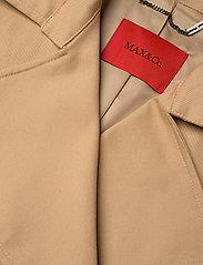 Max&Co. - DISTINTO - trenchcoats - ivory - 2