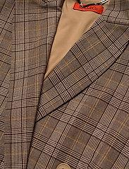 Max&Co. - CAGLIARI - oversized blazers - beige pattern - 2